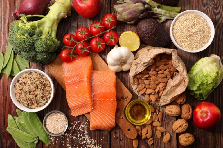 Alimentación y visión